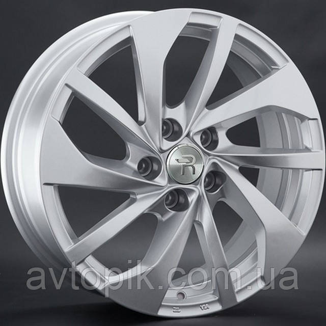 Литые диски Replay Nissan (NS206) R18 W7 PCD5x114.3 ET40 DIA66.1 (silver)
