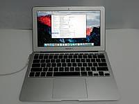 """MacBook Air 2010 11"""" a1370 2010г легкий с игровой видео, фото 1"""