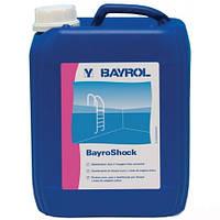 Жидкий дезинфектор  Bayro Shock, 5 л.  003-0022
