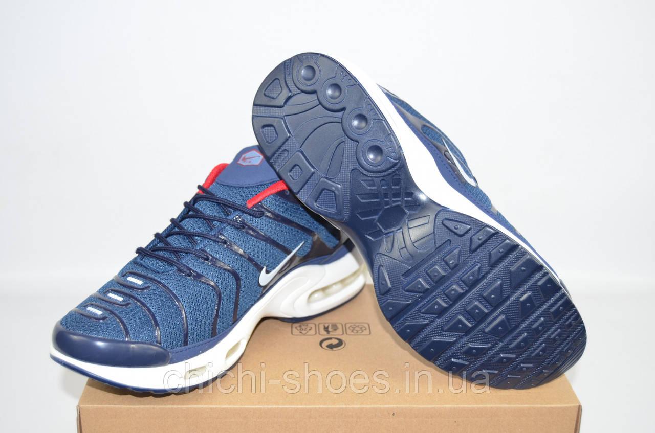 Кроссовки мужские NIKE 3831-001-1 (реплика) синие текстиль