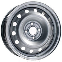 Стальные диски Steel Noname R15 W5.5 PCD5x160 ET60 DIA65.1 (black)