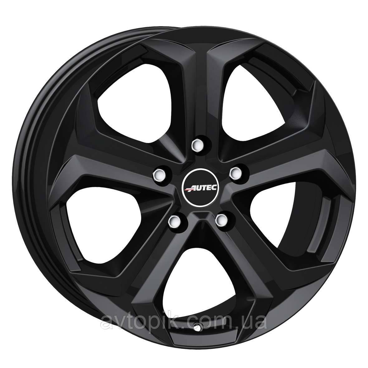 Литые диски Autec Xenos R17 W7 PCD5x114.3 ET49 DIA70.1 (matt black)