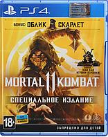 Mortal Kombat 11 Специальное издание (PS4, для Украины)