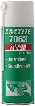 Обезжириватель и очиститель Loctite 7063, 400 мл