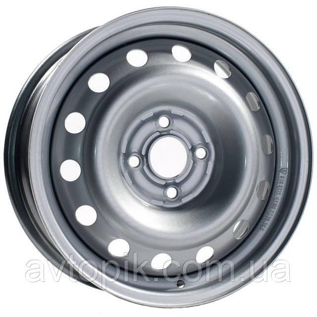 Стальные диски Steel Noname R15 W5.5 PCD6x205 ET108 DIA161 (silver)