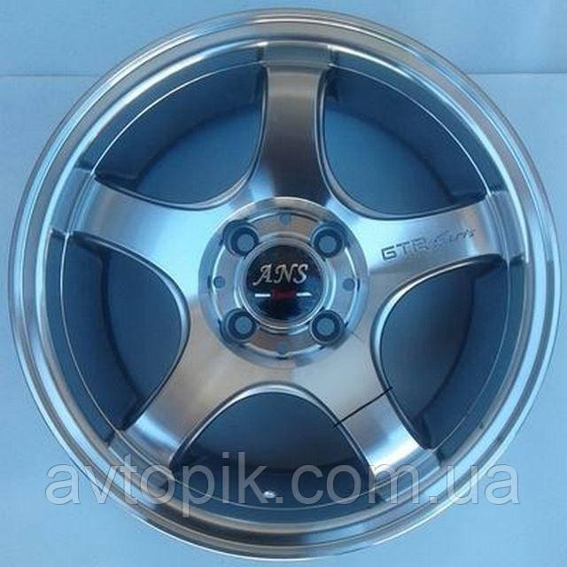 Литые диски Lawu YL-2730 R15 W6.5 PCD4x114.3 ET38 DIA67.1 (BP)