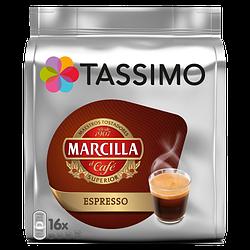 Кофе в капсулах Тассимо - Tassimo Marcilla Espresso