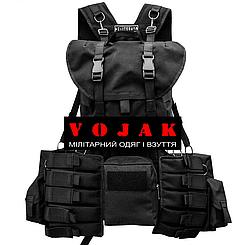 """РПС """"Каратель"""" АК ВОГ (ANTITERROR) BLACK"""