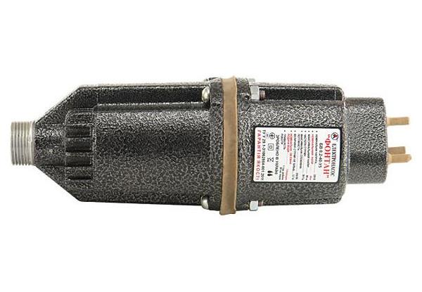БРИЗ Фонтан БВ-0.2-40-У5 Вибрационный насос (с нижним забором воды), фото 1