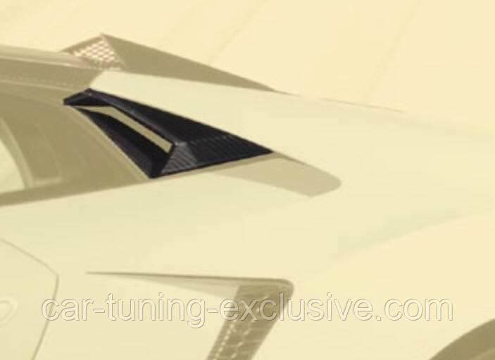 MANSORY air intake - side window for Lamborghini Huracan