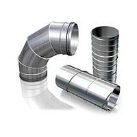 Воздуховоды и монтажные элементы
