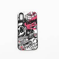 Чехол-аккумулятор для iPhone Х Lovely  6000 мАч Аниме, фото 1
