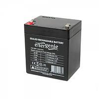 Аккумуляторная батарея 12В 4.5Aч (вес 1.47 кг.) EnerGenie