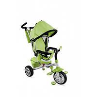 Велосипед 3х кол. Bertoni B302A (green/grey) (арт.19613)