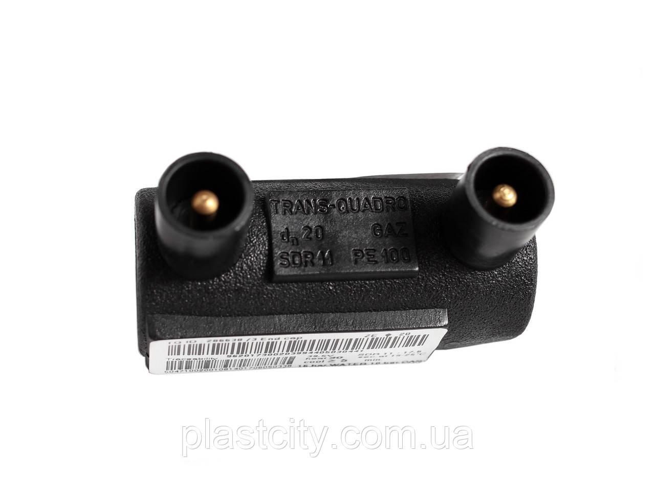 Муфта терморезисторне 250 мм ПЕ100 SDR11