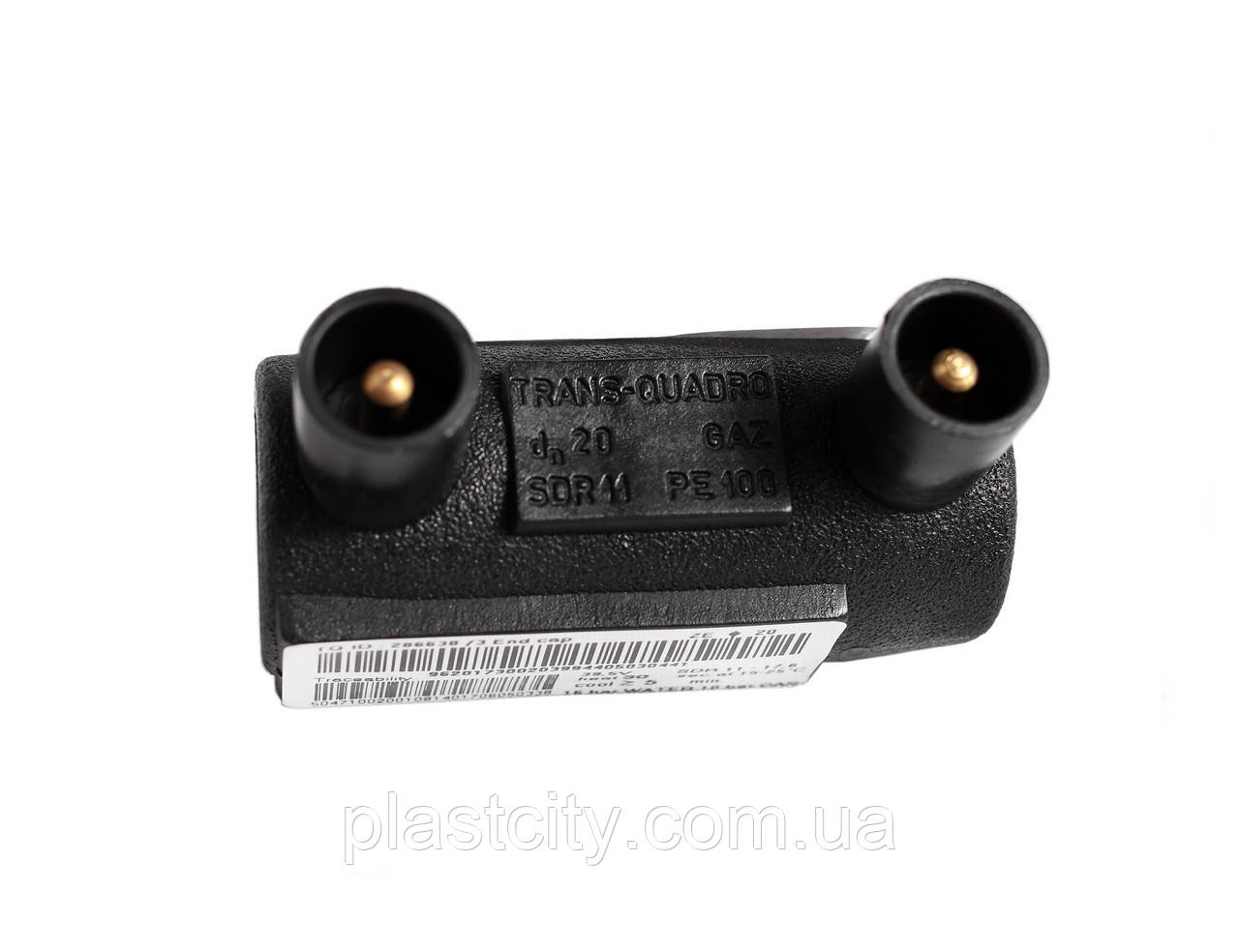 Муфта терморезисторная 280 мм ПЭ100 SDR11