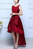 Вечернее платье со шлейфом. Любой цвет, любой размер. Онлайн ателье., фото 2