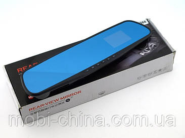 """Car DVR L9 відеореєстратор-дзеркало заднього виду 5368 L709, екран 2.4"""""""