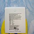 Носки Мужские желтые в стиле Cocaine размер 41-45, фото 4