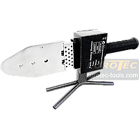 Паяльник для ПВХ труб 50-300°C, 20-63 мм, Erman PW 101 аппарат для пайки пластиковых полипропиленовых труб, фото 1