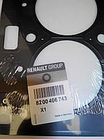 Прокладка головки Master/Trafic 2.5dCi 01- 8200406743