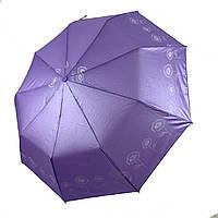 Женский зонт-полуавтомат Lantana с напылением, сиреневый цвет, 693-7