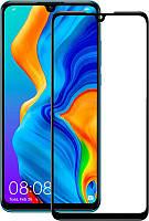 Защитное стекло TOTO 5D Full Cover Tempered Glass Huawei P30 Lite Black
