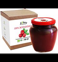 Клюквенная паста «LiQberry»™ 0,55 л