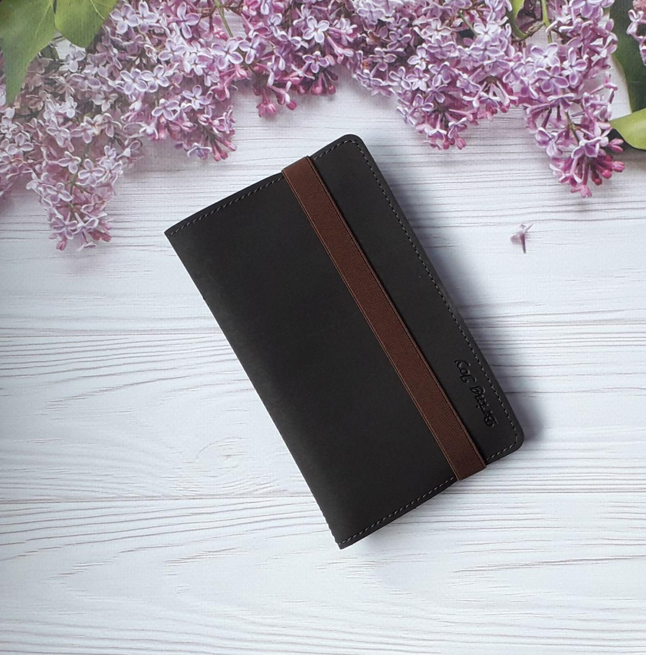 Чехол для PowerBank, Nubluck Brown