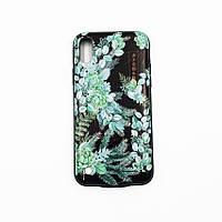 Чехол-аккумулятор для iPhone Х Make  6000 мАч Растительный узор, фото 1