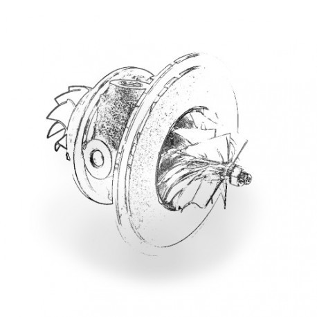 070-130-126 Картридж турбины Peugeot, Citroen, 5303-970-0010, 5303-970-0028, 5303-988-0010, 5303-988-0028