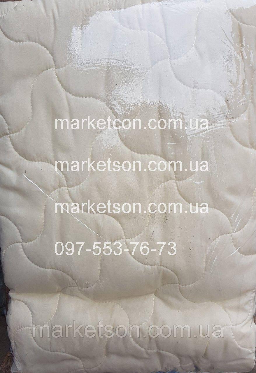Уникальное летнее одеяло наполнитель Хлопок Евро размер 200х215