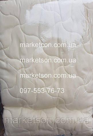 Уникальное летнее одеяло наполнитель Хлопок Евро размер 200х215, фото 2