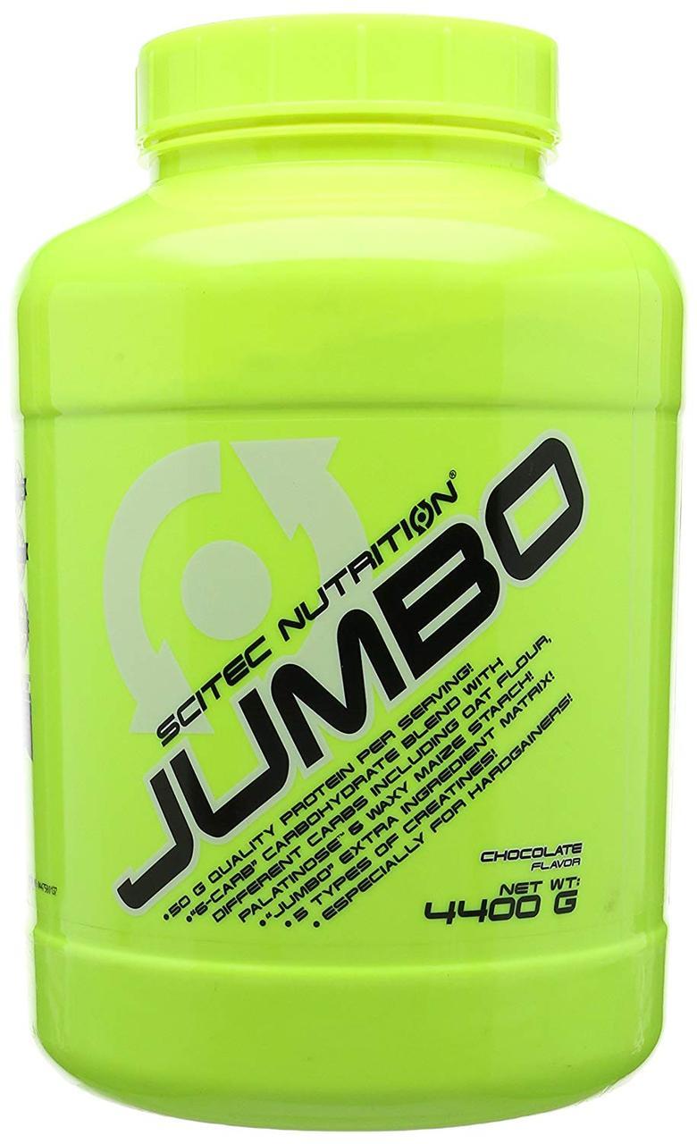 Гейнер Jumbo (4,4 kg) Scitec Nutrition