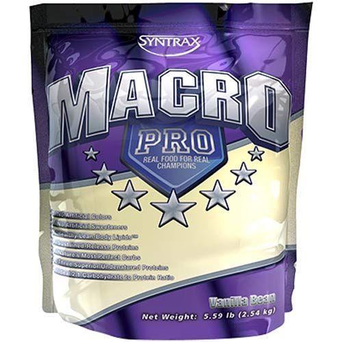 Гейнер Macro Pro (2,53 kg) Syntrax