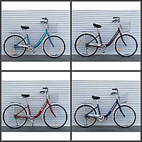 """Велосипед 28"""" колеса, рама 17"""" коса, 5 кольорів, фото 1"""