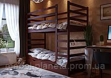 """Двухъярусная кровать  """"Эля"""" ЧДК"""