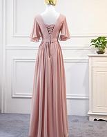 Длинное шифоновое платье , фото 2