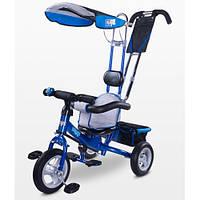 Велосипед 3-х кол. Caretero Derby (blue) (арт.16461)