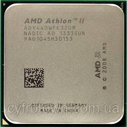 Процесор AMD Athlon II X3 440 3x3.0 GHz sAM3