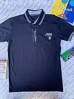 Школьная футболка ПОЛО для мальчиков от 9 до 14 лет.