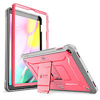 "Противоударный чехол для Samsung Galaxy Tab S5e 10.5"" SM-T720 T725 SUPCASE Unicorn Beetle Pro Pink/Gray"