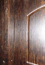 Входная дверь модель Т-3 121 тиковое дерево (тройной притвор) ЗАМОК МОТТУРА 54797 ДВУХСИСТЕМНЫЙ, фото 3