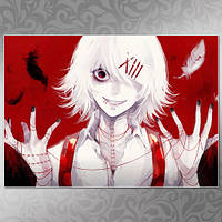 Плакат Аниме Tokyo Ghoul 004