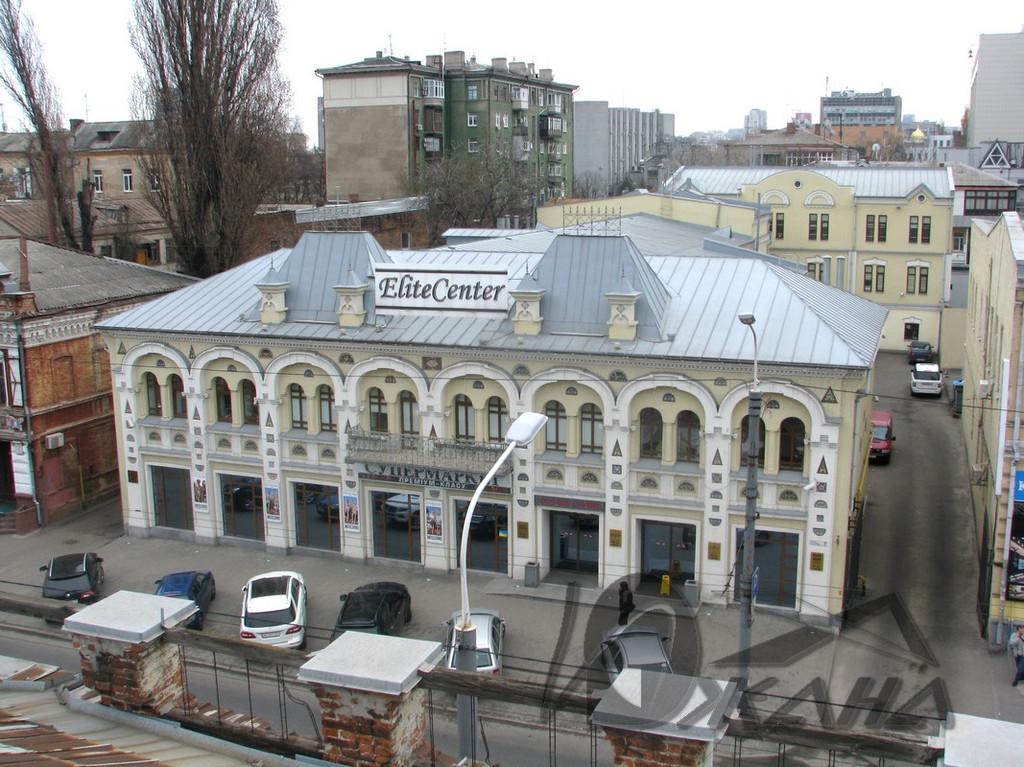 "ТЦ ""Elite center"" по ул. Серова, 7 в г. Днепропетровске 6"
