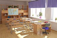 Какую мебель выбрать в класс для младшей школы