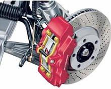 Тормозная система Renault Duster