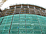 Сітка 120 г/кв.м., 1,9х50 м, HDPE.light green, фото 7