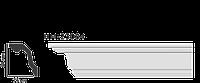 Карниз потолочный гладкий Classic Home HM-23084 , лепной декор из полиуретана