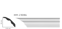 Карниз потолочный гладкий Classic Home HM-23086 , лепной декор из полиуретана